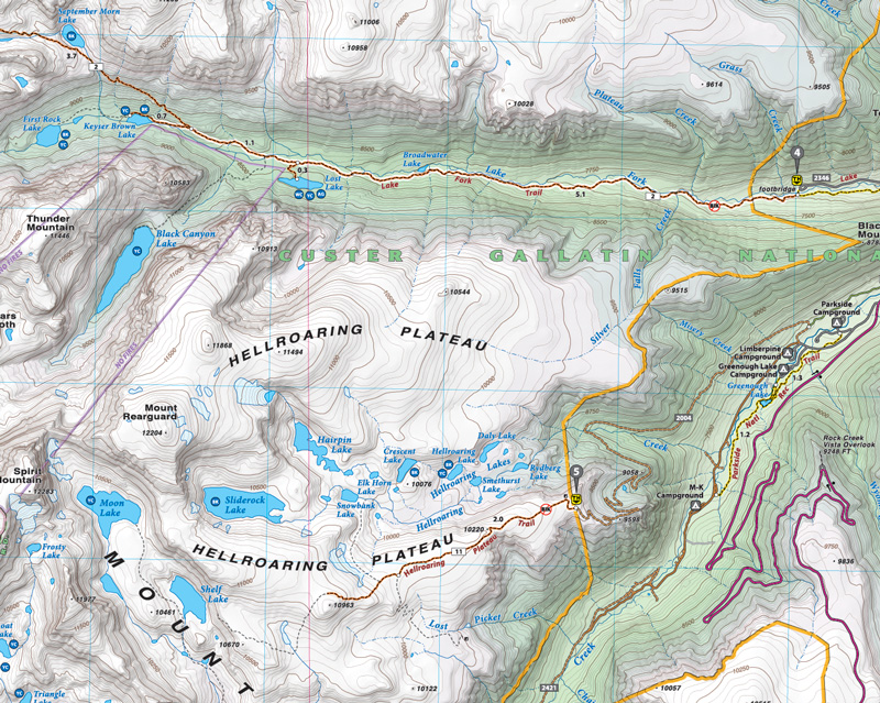 Beartooth Mountains | Beartooth Publishing