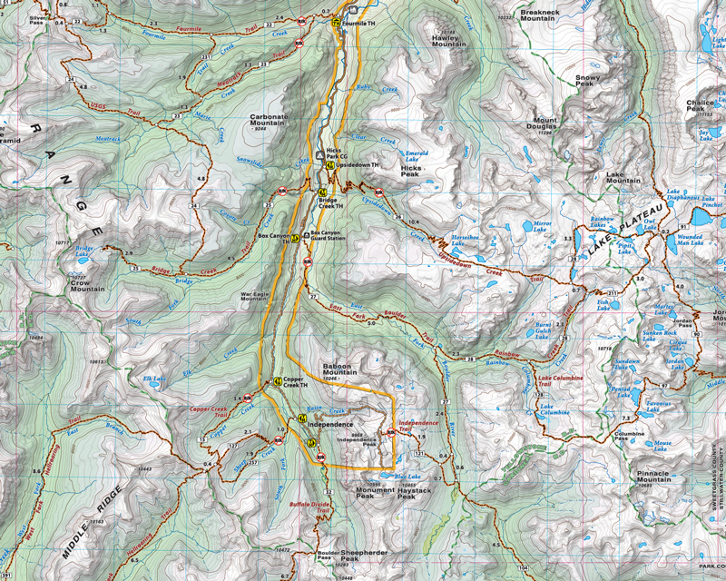 Absaroka Beartooth Wilderness   Beartooth Publishing on