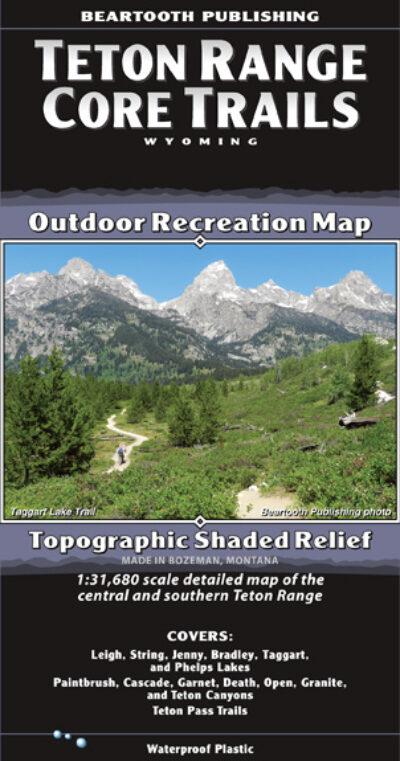 Teton Range Core Trails