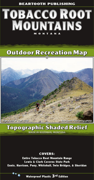 Tobacco Root Mountains Cover 3rd Edition
