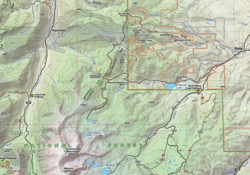 Tobacco Root Mountains | Beartooth Publishing