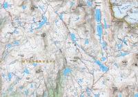 Wind River Range North Detail