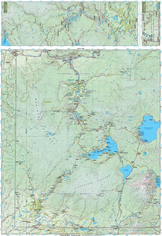 Yellowstone South | Beartooth Publishing